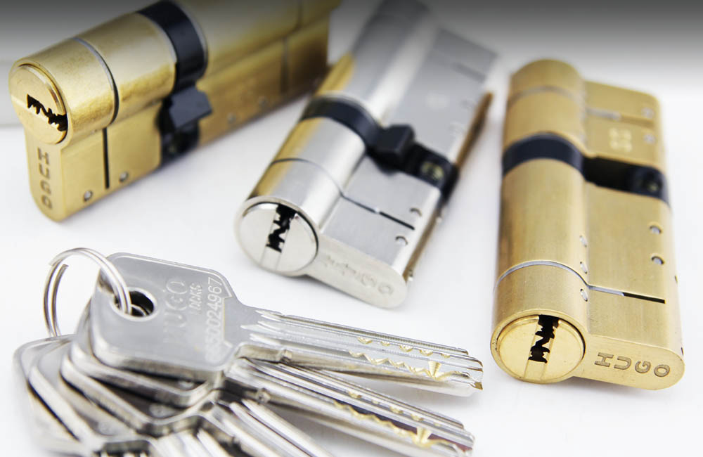 HUGO LOCKS Security products